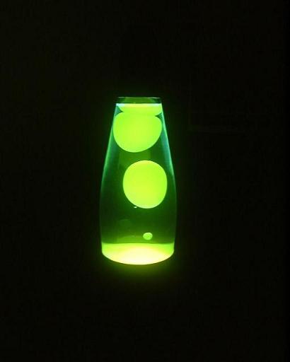 Experimentos caseros que es una lampara de lava - Como hacer lamparas caseras originales ...